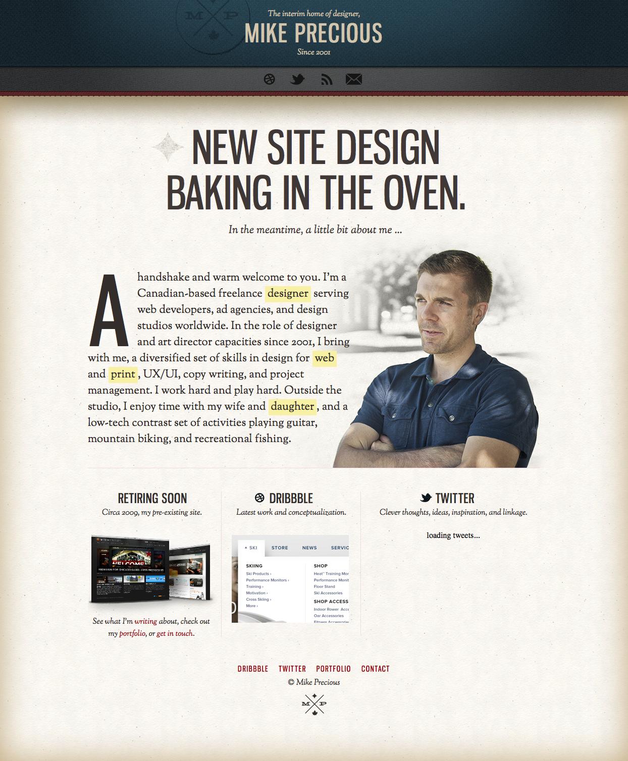 Freelance: come strutturare la pagina di presentazione