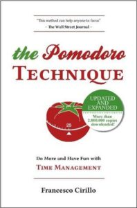 Pomodoro Technique  libro di Francesco Cirillo