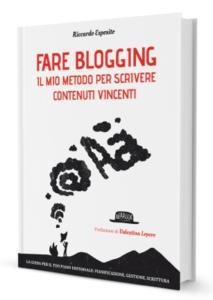 Fare Blogging, di Riccardo Esposito